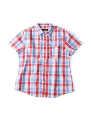 Рубашка I love to dream. Цвет: красный
