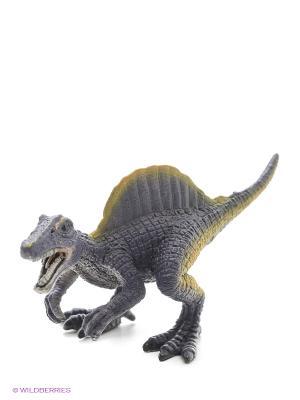 Спинозавр, мини SCHLEICH. Цвет: серо-зеленый