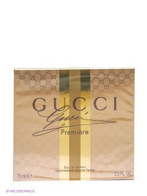 Gucci Premiere Ж Товар Парфюмированная вода 75 мл. Цвет: прозрачный
