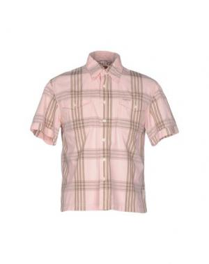 Pубашка FIRETRAP. Цвет: розовый