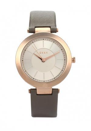 Часы DKNY. Цвет: серый