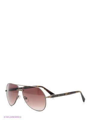 Очки солнцезащитные BLD 1518 104 Baldinini. Цвет: коричневый, бронзовый
