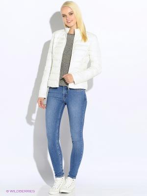 Куртка S.OLIVER. Цвет: молочный