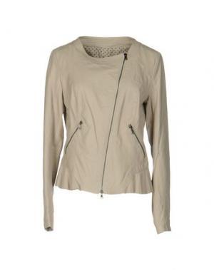 Куртка SOUVENIR. Цвет: голубиный серый