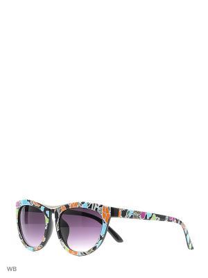 Солнцезащитные очки Modis. Цвет: бордовый