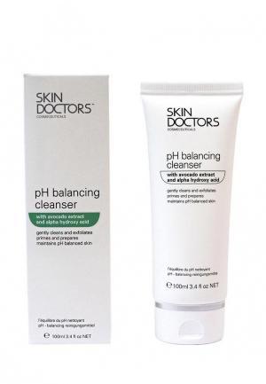 Очищающее средство для лица Skin Doctors. Цвет: белый
