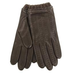 Перчатки  15/122/AGN/W темно-коричневый AGNELLE