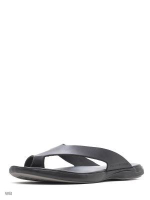 Пантолеты муж. M Summer Sandal  BLACK/BLACK/GREROC Adidas. Цвет: черный