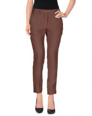 Повседневные брюки •MILANO PARIGI•. Цвет: оранжевый
