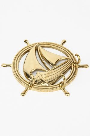 Ключница Stilars. Цвет: золотой
