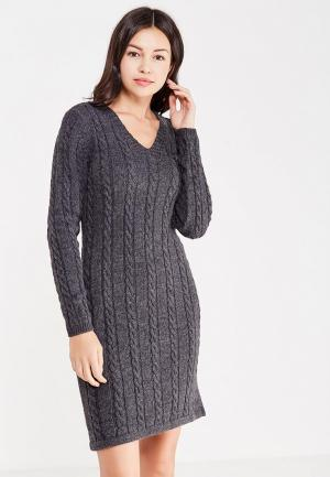 Платье Jimmy Sanders. Цвет: серый