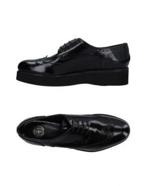Обувь на шнурках RÊVE D'UN JOUR. Цвет: черный
