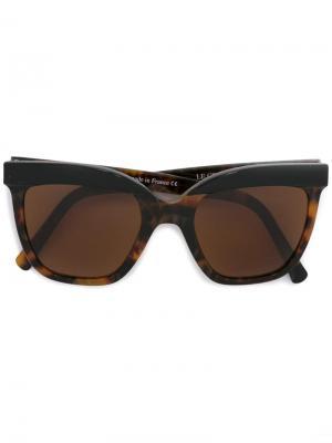 Le Cinqaspet sunglasses Zanzan. Цвет: многоцветный