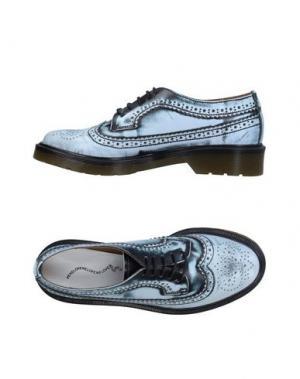 Обувь на шнурках PENELOPE. Цвет: темно-синий