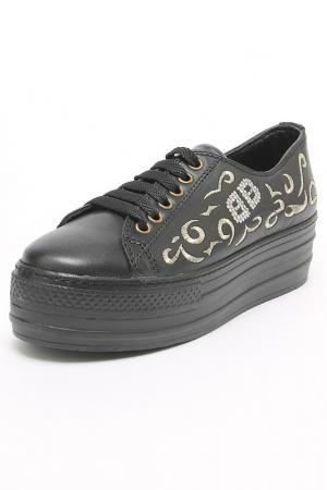 Туфли Pretty. Цвет: черный