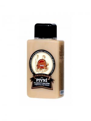 Бальзам для волос оригинальный пивной 300 мл. SAELA. Цвет: кремовый