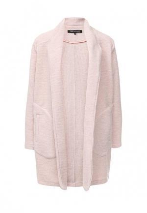 Пальто Top Secret. Цвет: розовый