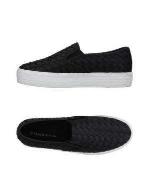 Низкие кеды и кроссовки MANILA GRACE. Цвет: черный