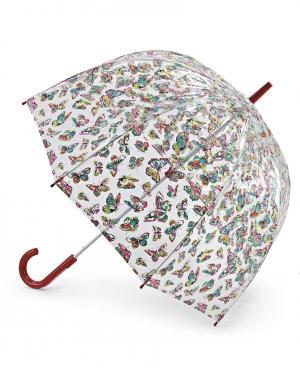 Зонт-трость Бабочки  by Fulton Cath Kidston. Цвет: multicolor