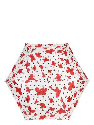 Зонт Labbra. Цвет: черный, белый, красный