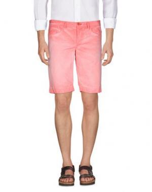 Бермуды JAGGY. Цвет: розовый