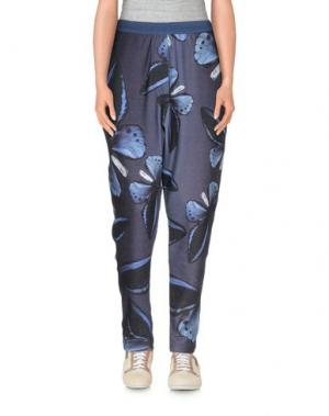 Повседневные брюки ED 2.0. Цвет: темно-синий