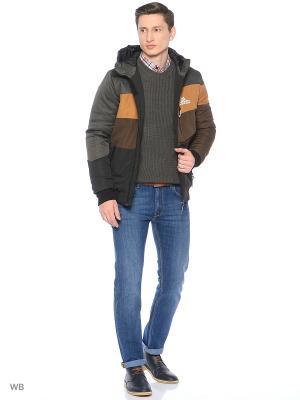Куртка House. Цвет: коричневый