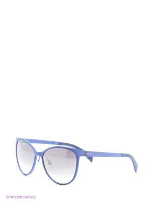 Солнцезащитные очки Marc by Jacobs. Цвет: синий