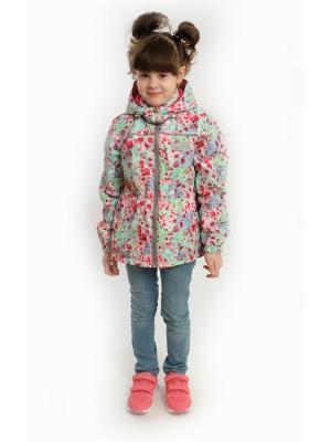 Ветровка batik. Цвет: розовый
