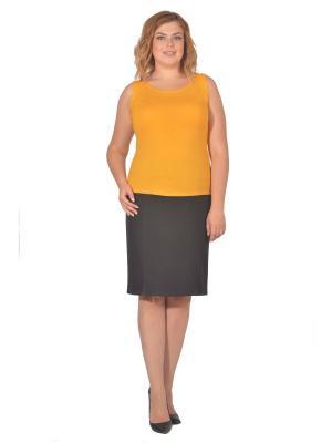 Топ Томилочка Мода ТМ. Цвет: желтый