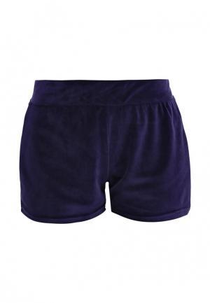 Шорты Modis. Цвет: фиолетовый