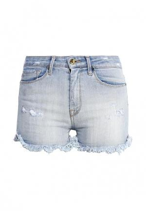 Шорты джинсовые Met. Цвет: голубой