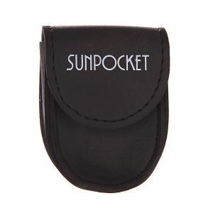 Футляр для очков  Neoprene Case Black Sunpocket. Цвет: черный