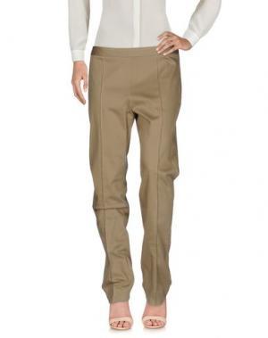 Повседневные брюки FONTANA COUTURE. Цвет: зеленый-милитари