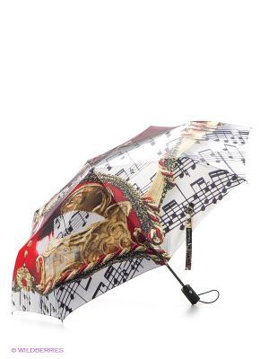 Зонт Flioraj. Цвет: белый, красный