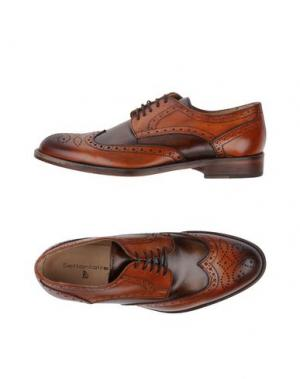 Обувь на шнурках SETTANTATRE LR. Цвет: желто-коричневый