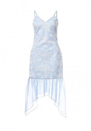 Платье Elmira Markes. Цвет: голубой