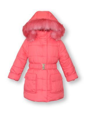 Куртка Артус. Цвет: светло-коралловый