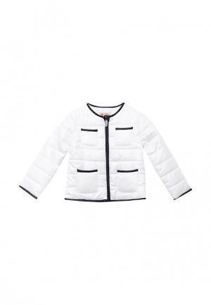 Куртка утепленная Brums. Цвет: белый
