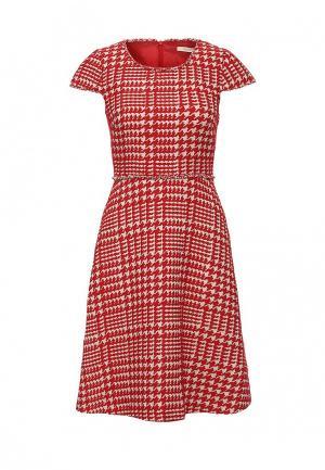 Платье Pennyblack. Цвет: красный