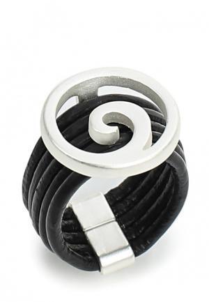 Кольцо Kameo-Bis. Цвет: черный