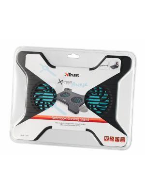 Подставка для ноутбука Trust 17805  Xstream Breeze Notebook Cooling Stand. Цвет: черный
