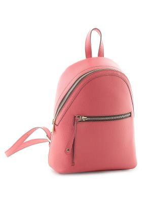 Рюкзак Fiato. Цвет: коралловый