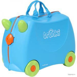 Kids Travel 0054-GB01-P1 Trunki. Цвет: голубой