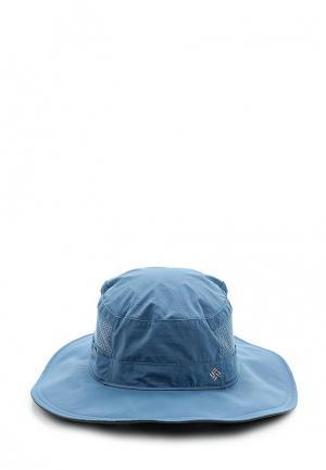 Шляпа Columbia. Цвет: синий