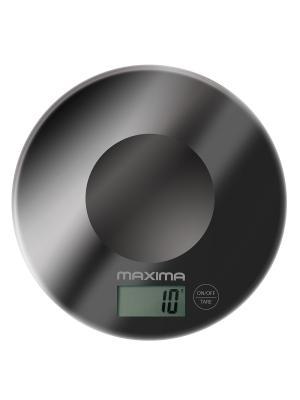 Весы кухонные  MAXIMA МS-067 (Черный). Цвет: черный