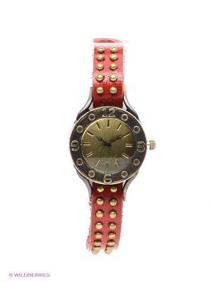 Часы Kawaii Factory. Цвет: красный