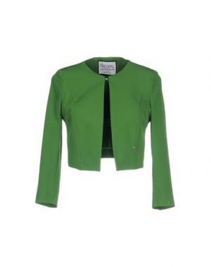 Пиджак FLY GIRL. Цвет: зеленый