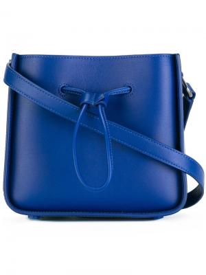 Mini Soleil crossbody bag 3.1 Phillip Lim. Цвет: синий