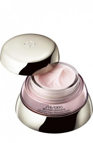 Улучшенный суперрегенерирующий крем Bio-Performance Shiseido. Цвет: бесцветный